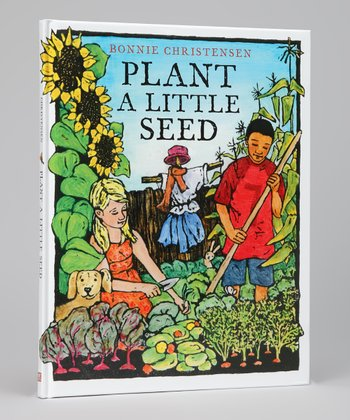 Plant a Little Seed Hardcover