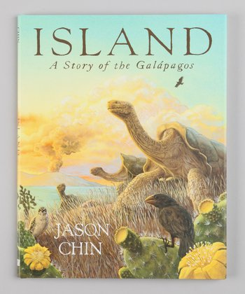 Island: A Story of the Galápagos Hardcover