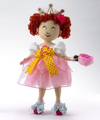 Madame Alexander Fancy Nancy Tea Party Cloth Doll