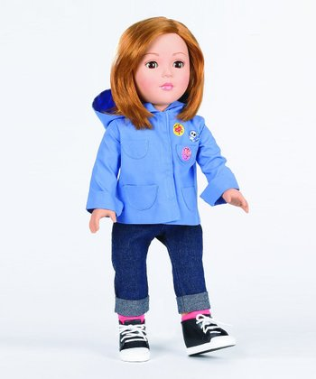 After School Cool Favorite Friends Play Doll