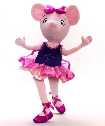 Angelina Ballerina Star of the Show Doll
