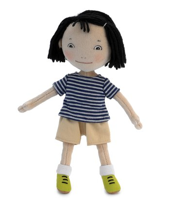 Bean Cloth Doll