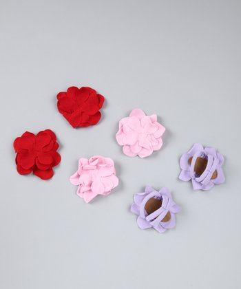 Madame Weathersby Footy Scrunchie Set