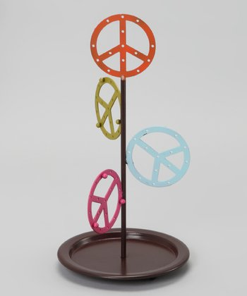 Summer Peace Jewelry Hanger