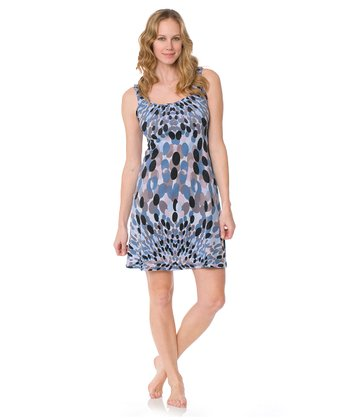 Moonbeam Cozy Maternity & Nursing Shift Dress