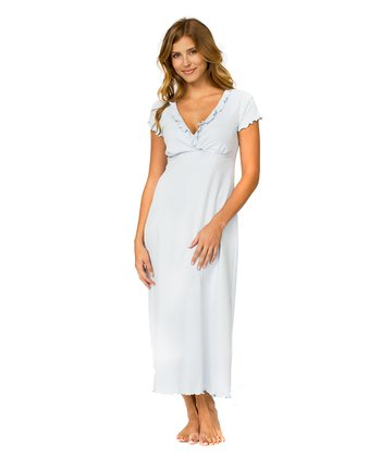 Powder Adelaide Maternity & Nursing Nightgown