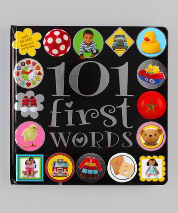 101 First Words Board Book