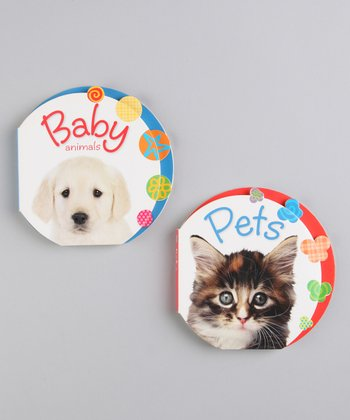 Baby Animals & Pets Board Books