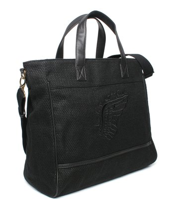 Black Nightfall Organic City Tote