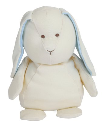 Blooming Sprouts Bamboo Bunny Plush Toy