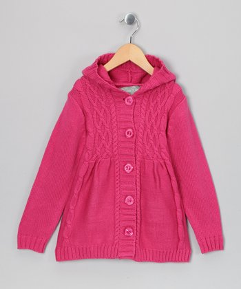 Pink Tiffany Duster - Toddler & Girls