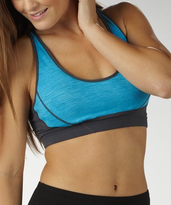 Aquarius Eclipse Contoured Sports Bra - Women