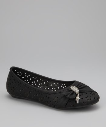 Black Machita Flat