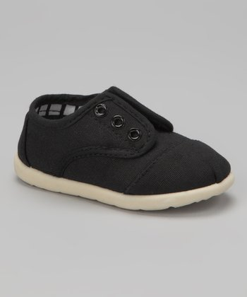 Black Aaron 2 Slip-On Sneaker