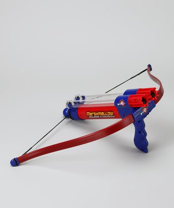 Mini-Marshmallow Double-Barrel Crossbow