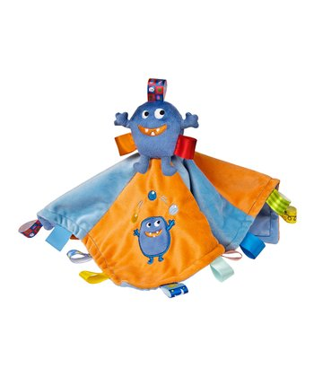 Max the Monster Plush Toy Blanket