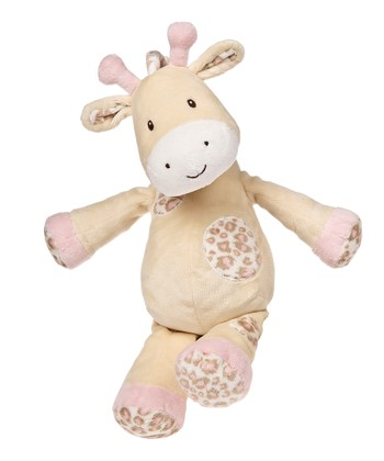 Baby Safari Giraffe Plush Toy