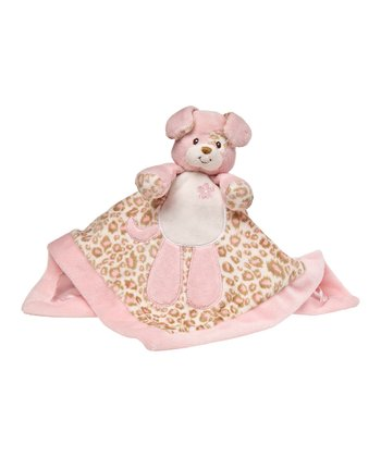 Baby Safari Puppy Plush Toy Blanket