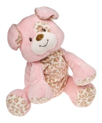 Baby Safari Puppy Plush Toy