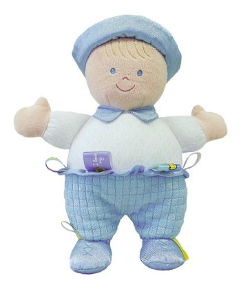 Baby Blue Boy Doll