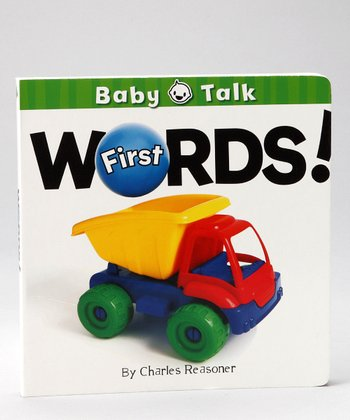 Baby Talk: First Words Board Book