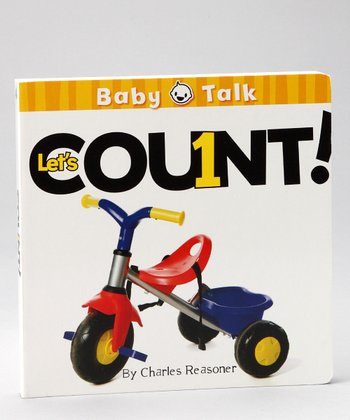 Baby Talk: Let's Count Board Book