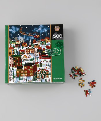 Masterpieces The North Pole Holiday Puzzle