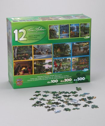 Masterpieces Kim Norlien Puzzle Collection
