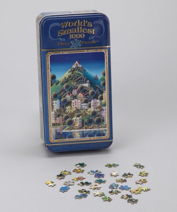 Masterpieces Hidden Village Puzzle