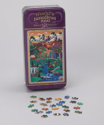 Masterpieces Shady Creek Puzzle