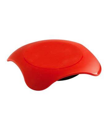 Red Microwaveable Hot Plate