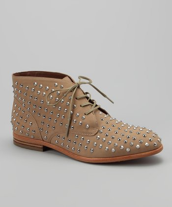 Light Brown Oliver Bootie