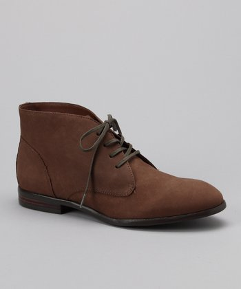Brown Oliver Bootie