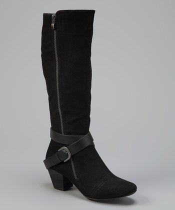 Coconuts Black Britton Boot