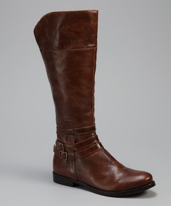 Brown Rochelle Boot