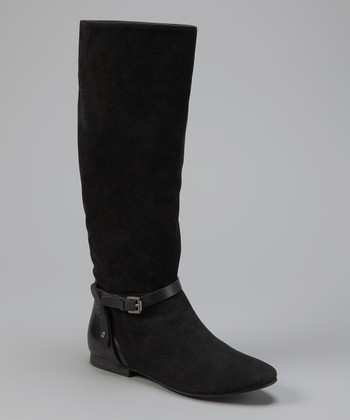 Black Roth Boot