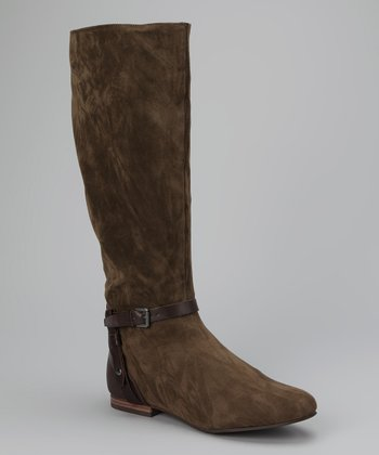 Brown Roth Boot