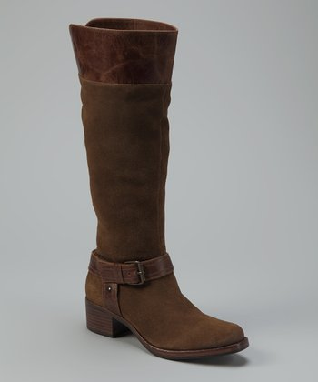 Saddle Utah Boot