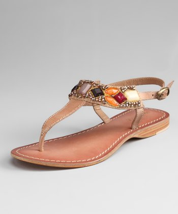 Natural Wander Sandal