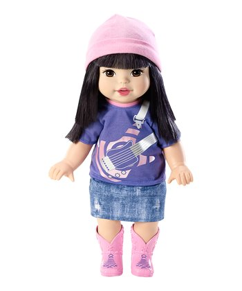 Little Mommy Sweet as Me Rocker Doll