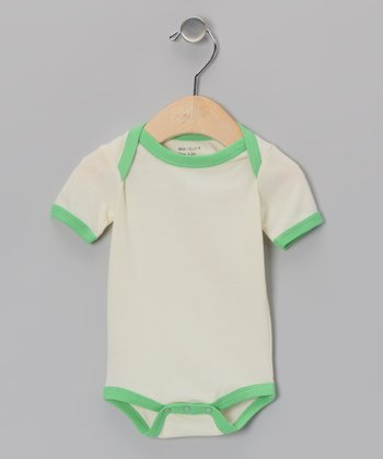 Natural & Green Organic Bodysuit - Infant