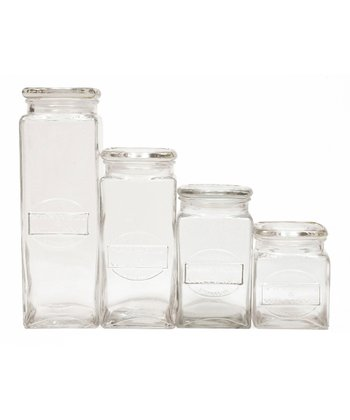 Olde English Storage Jar Set