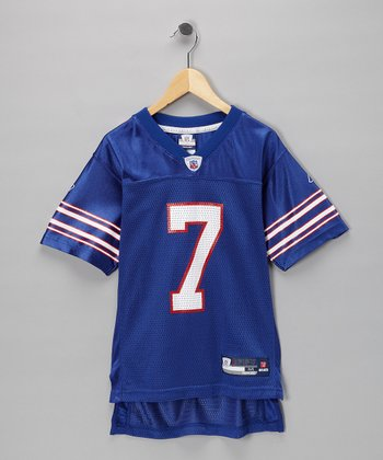 Blue Bills 'Losman' Replica Jersey - Boys