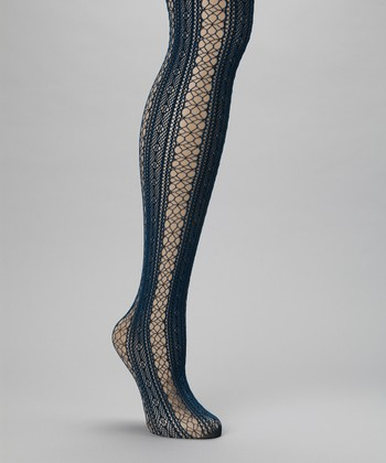 Peacock Epic Net Tights