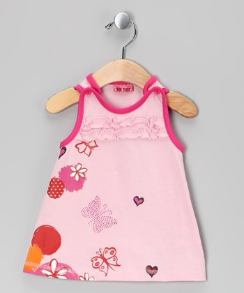 Parfait Pink Talia Spencer Jumper - Infant
