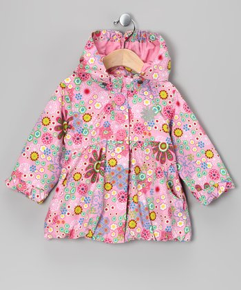 Surf Rebitta Bubble Hooded Jacket - Infant