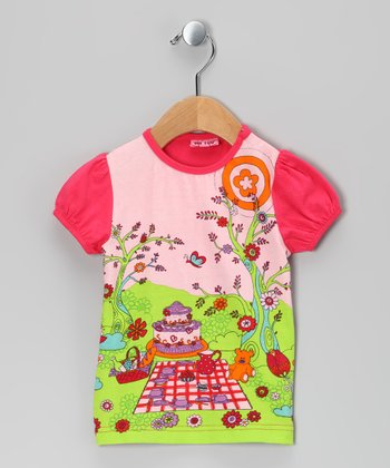 Bloom Peta Tunic - Toddler