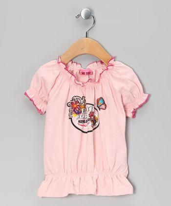 Almond Blossom Sarona Tee - Infant, Toddler & Kids