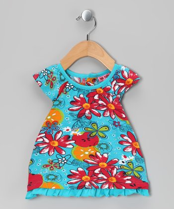 Scubba Blue Shelly Tunic - Infant, Toddler & Girls