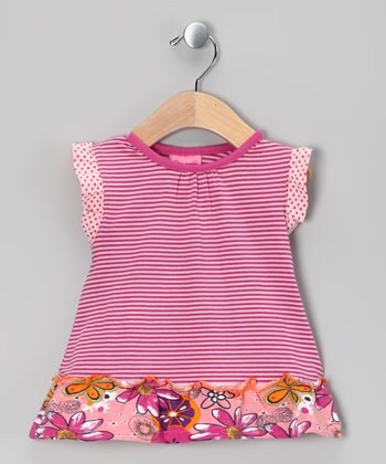 Almond Blossom Sesilje Tunic - Infant, Toddler & Girls